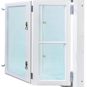 kopplat fönster 2+1