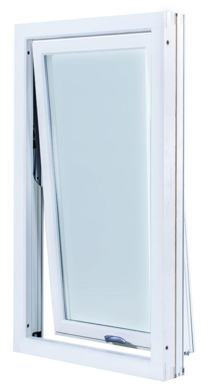 3 glas fönster treglas