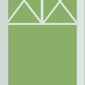 krysspröjs