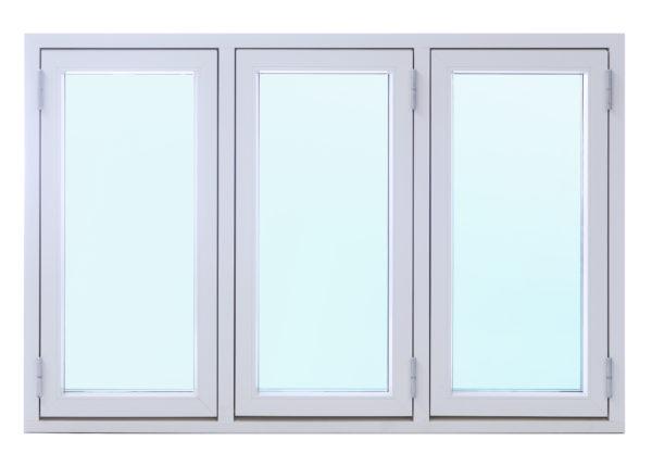 3 luft fönster priser