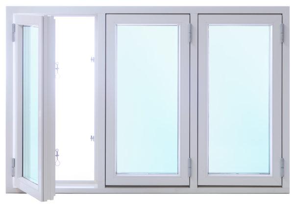 Fönster 3 luft 3 glas priser