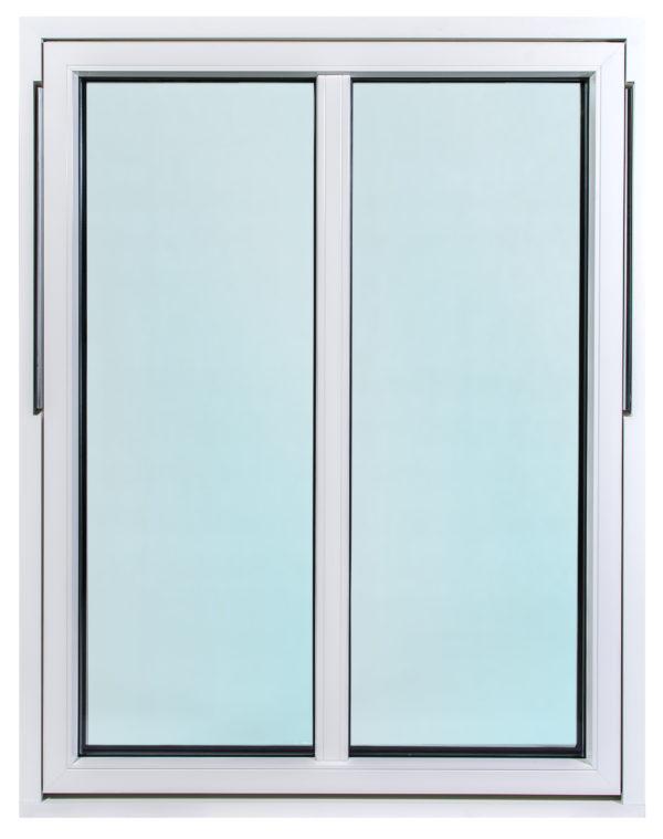 Priser Vridfönster 3 glas med fast glasdelande mittpost