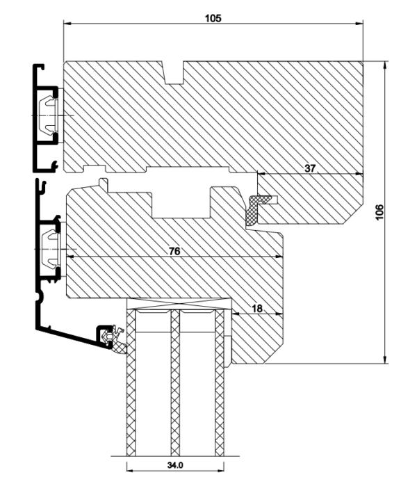 Pris fönsterdörr altandörr aluminium