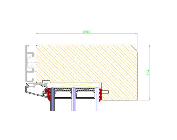 priser fast fönster med aluminium