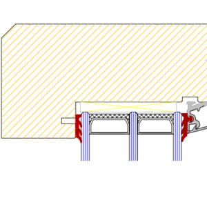 pris fast träfönster med aluminium