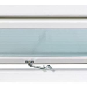 överkantshängda fönster