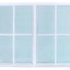 priser fasta fönster med fast mittpost