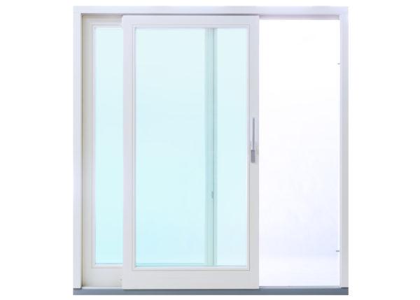 priser skjutdörr lyftskjut med aluminium 3 glas isolerad för fasad eller uterum