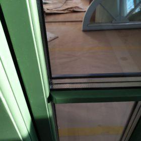 spröjsade fönster priser