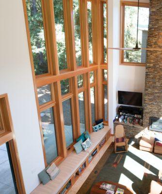 Trärena Omålade Oljade Laserade med Lasyr eller pigmenterade fönster dörrar