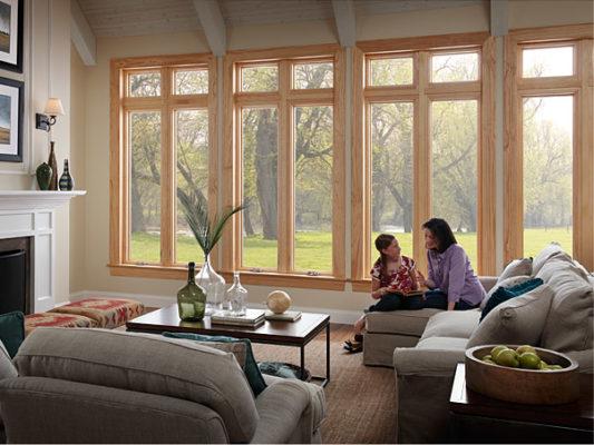 lärkfönster dörrar från lärkträ träfönster i lärk Naturfönster